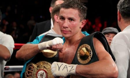 Gennadiy Golovkin Breaks Bernard Hopkins' Title-Defense Record, Crushes Szermeta