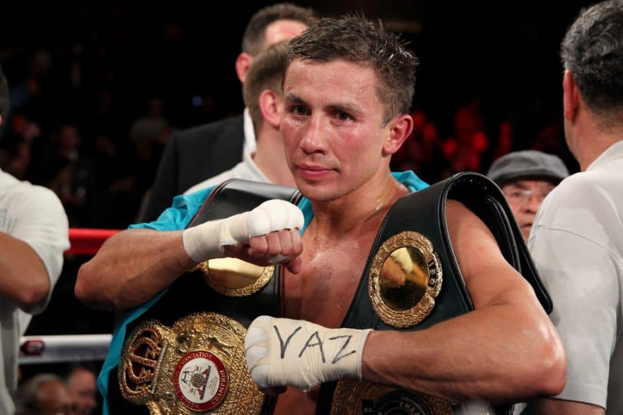 Gennadiy Golovkin Breaks Bernard Hopkins' Title-Defense Record, Crushes Szermeta