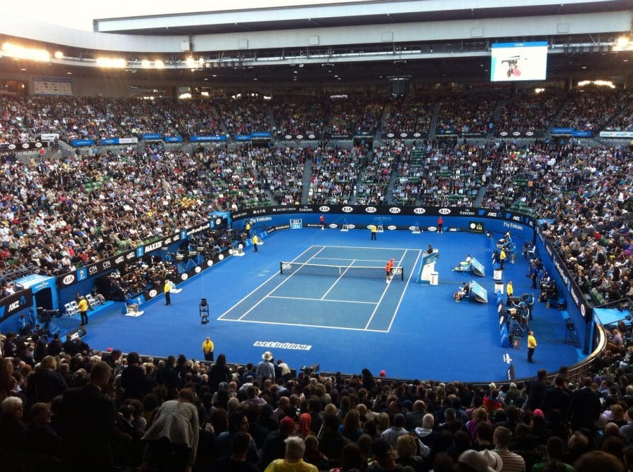AO News: Osaka Eliminates Serena, Faces Brady in the Finals, Djokovic Routine