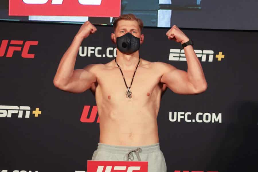 Alexander Volkov Knocks Out Alistair Overeem, Opens the Door to Heavyweight Elite
