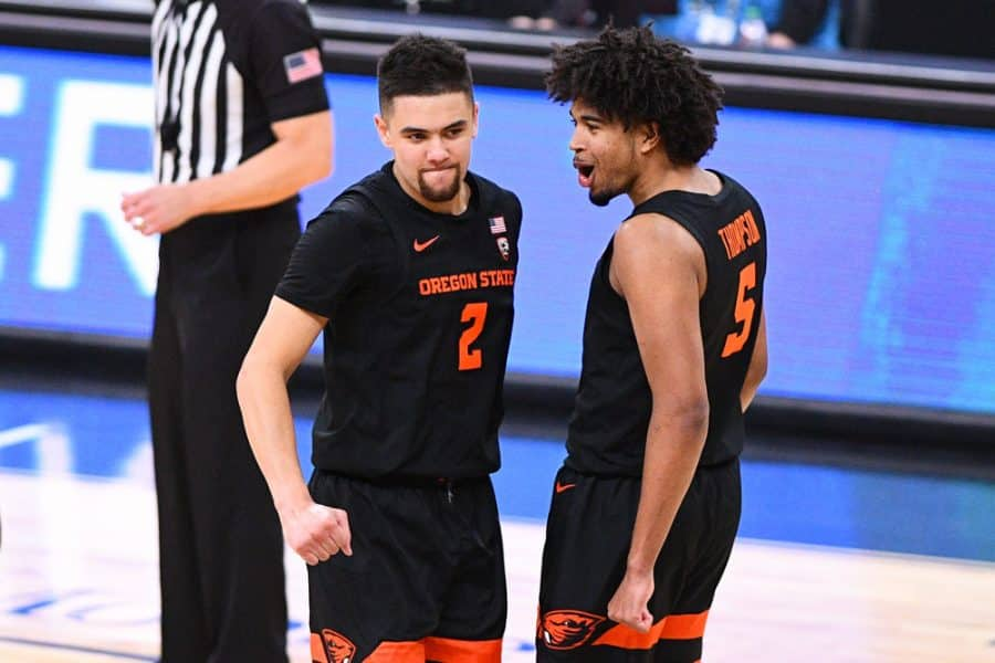 NCAA Upset Alert: Oregon State Beavers and North Texas Mean Green Shock Tennessee, Purdue