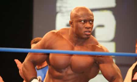 Bobby Lashley Breaks Up Hurt Business, Puts a Bounty on Drew McIntyre