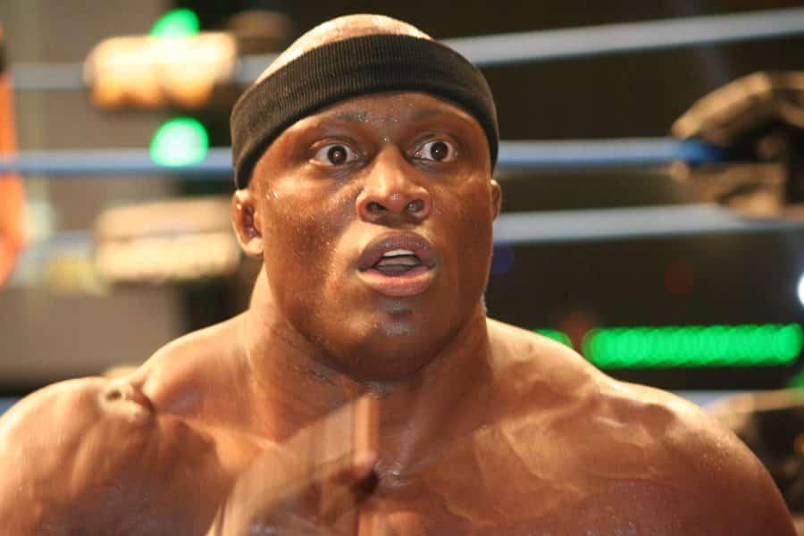Bobby Lashley Wins the WWE Championship Belt, Defeats The Mizz