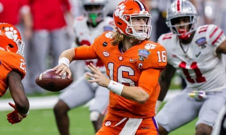 NFL Draft: Jaguars Select No.1 Trevor Lawrence, Quarterbacks Lead the Way