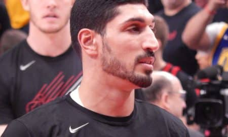 Enes Kanter Delivers a New Franchise Record, Trail Blazers Easily Defeat Pistons, 118-103