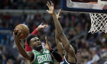 Jaylen Brown Scores 40, Boston Celtics Defeat the Lakers in LA, 121-113