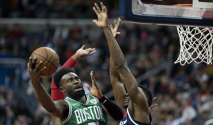Jaylen Brown Scores 40, Boston Celtics Defeat the Lakers in LA, 121-113