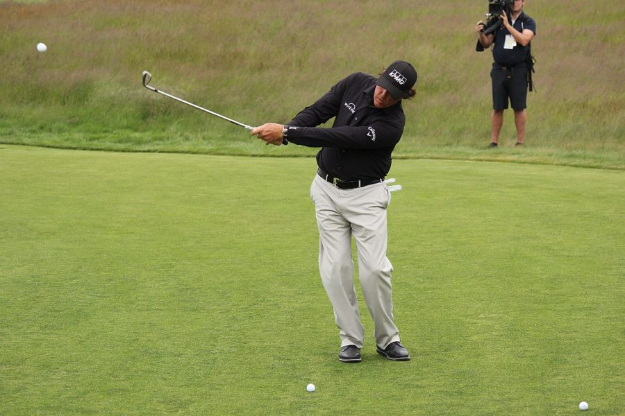 Phil Mickelson Became the Oldest Major Champion After Winning at PGA Championship