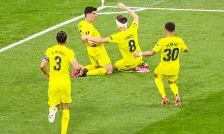 After 21 Penalties Villarreal Wins the Europa League Title !!!