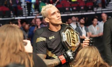 Charles Oliveira Wins the UFC Lightweight Belt, KOs Michael Chandler at UFC 262