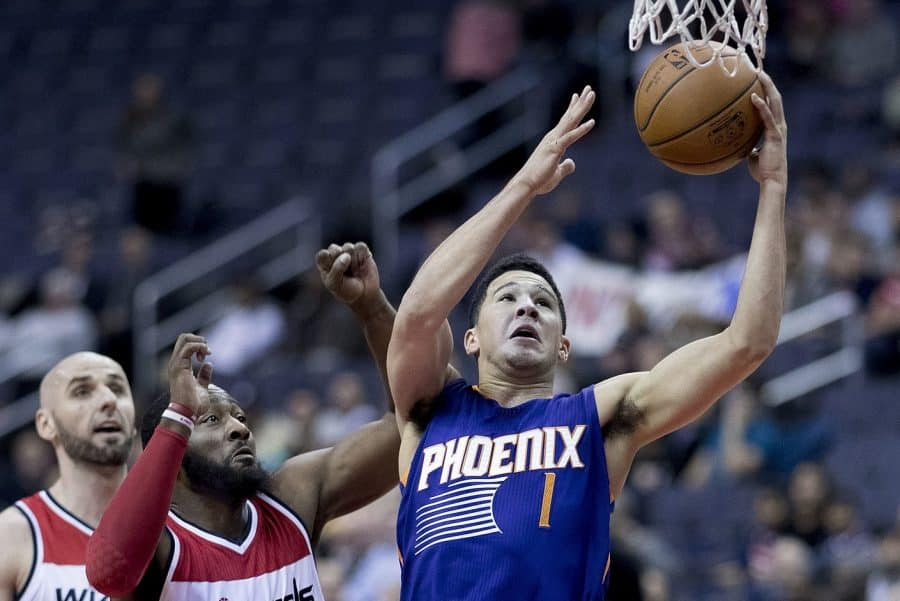NBA Finals: Phoenix Suns Take Game 1, Defeat the Milwaukee Bucks, 118-105