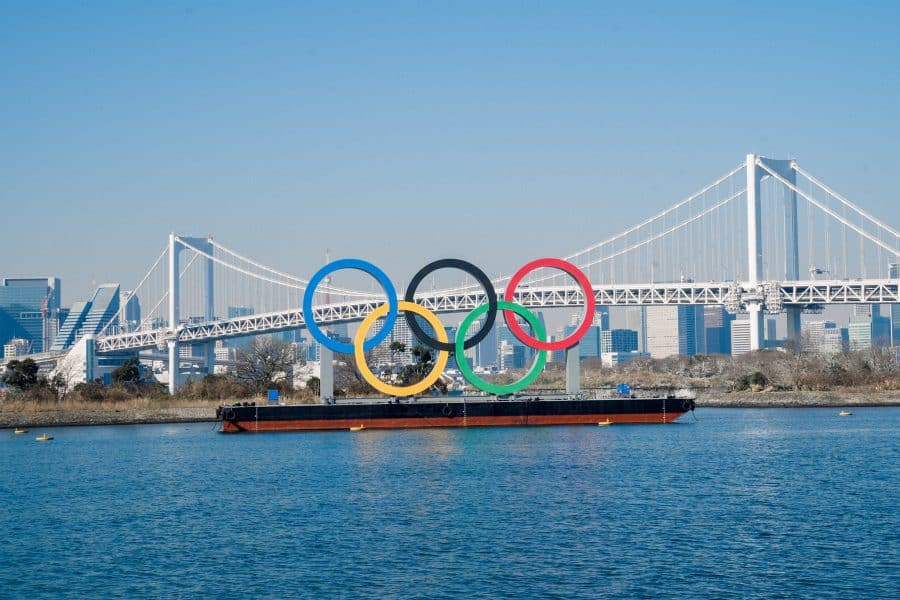 Olympic Games in Tokyo Begin With a Spectacular Ceremony
